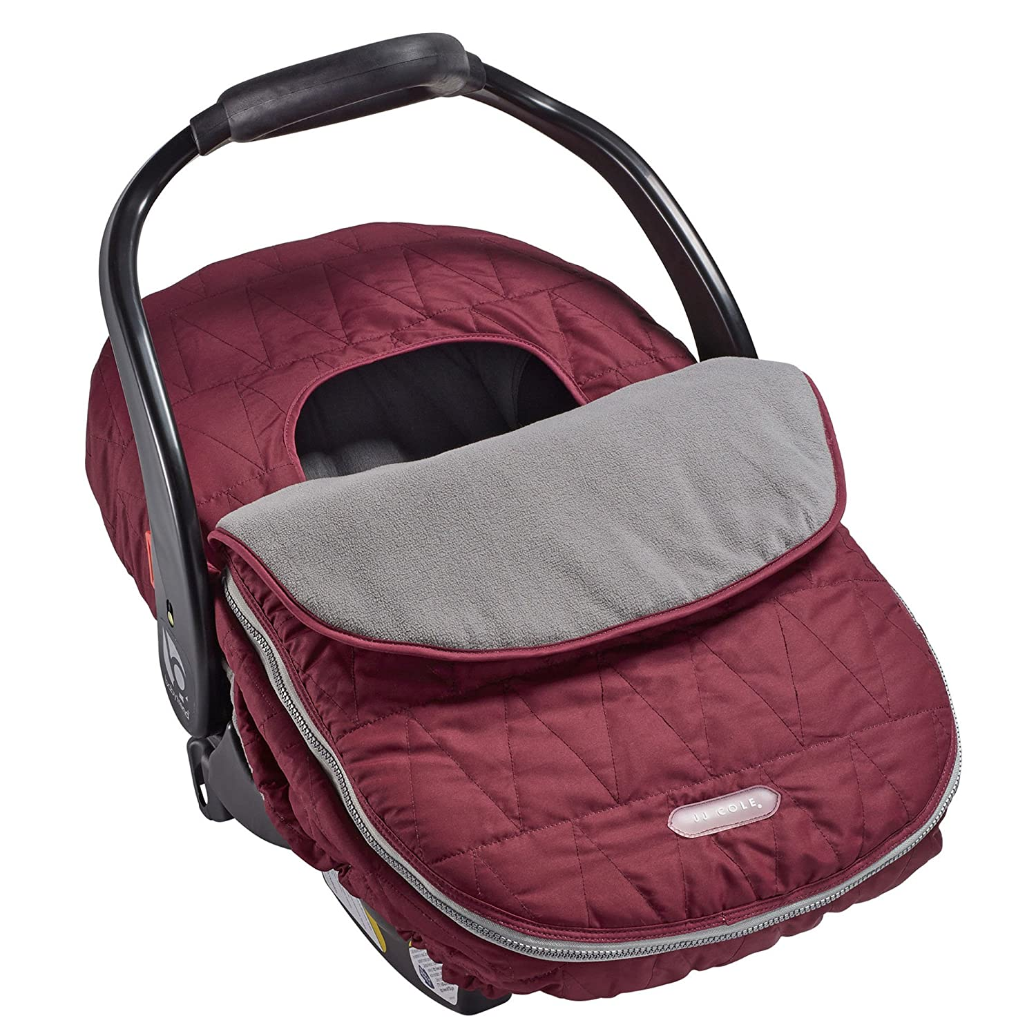 JJ Cole Car Seat Cover, Pink AVP