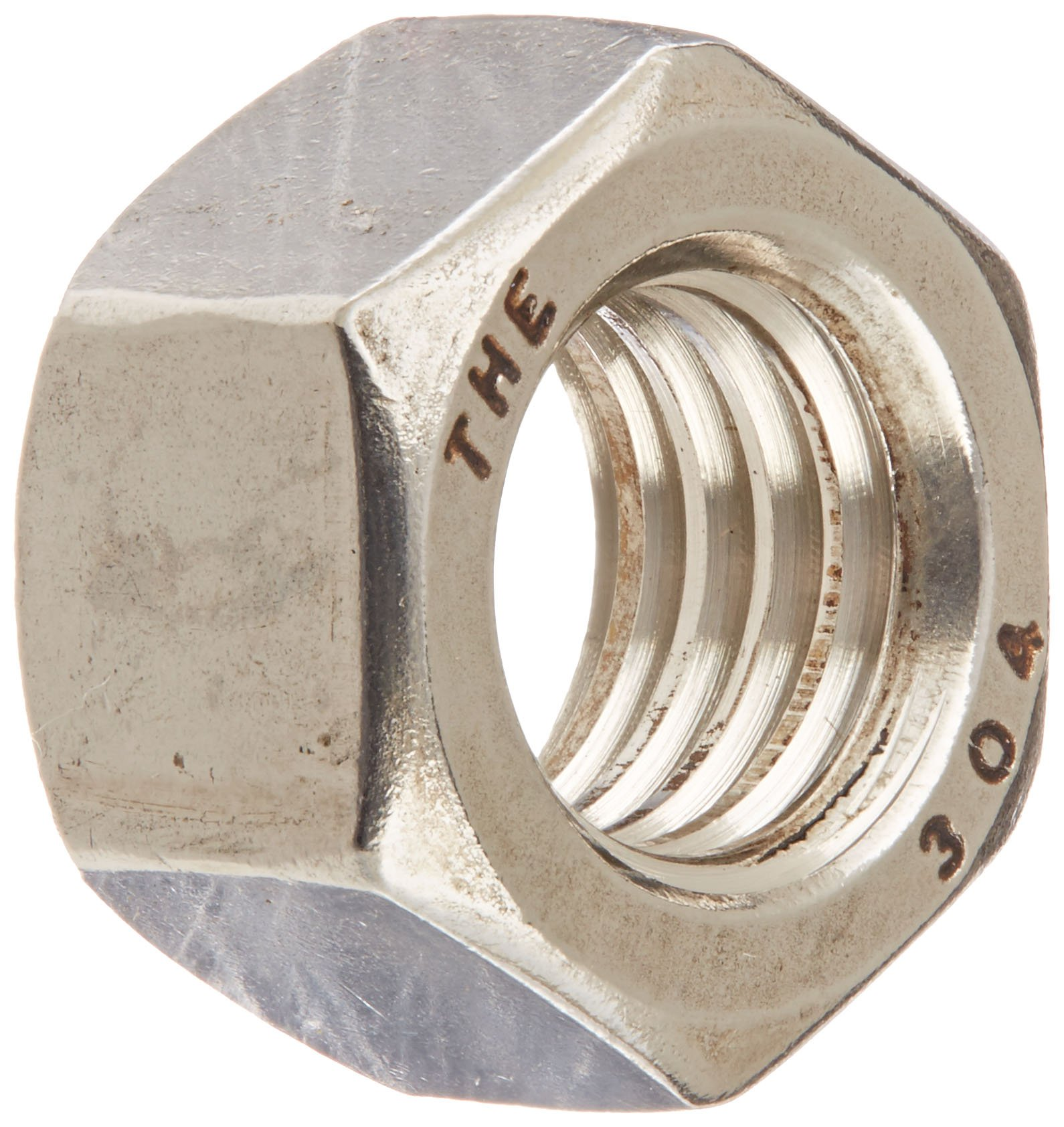 Stainless Steel Hex Nut, 1/2'' Size
