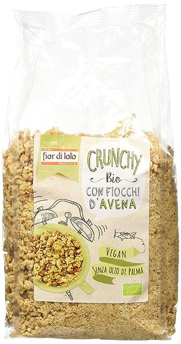 1 opinioni per Fior di Loto Crunchy con Avena- 375 gr
