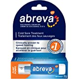 Abreva Cold Sore Treatment Cream PUMP 2g