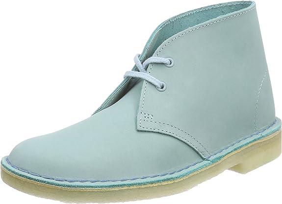 Desert Boots, Blue (Light Blue Nubuck