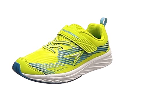 4c861c1bb1768 Amazon | [シュンソク] 運動靴 通学履き 瞬足 幅広 厚底 衝撃吸収 19 ...
