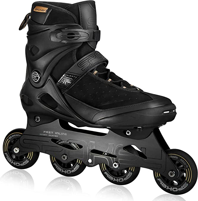 SPOKEY PRIME PRO Herren Inliner Inlineskates Skates 82A ABEC9 Fitness 39 bis 47