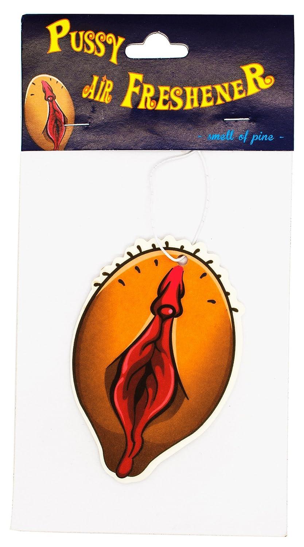 Gift For Men - Novelty Car Freshener - Rude, Funny, Fun, Gag, Joke - Present For Boyfriend, Gents, Man, Him, Husband, Friend - Smell of Pine AD-887