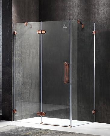 Deacon Series SD-AZ25BZ-L ANZZZI - Puerta de ducha lateral ...