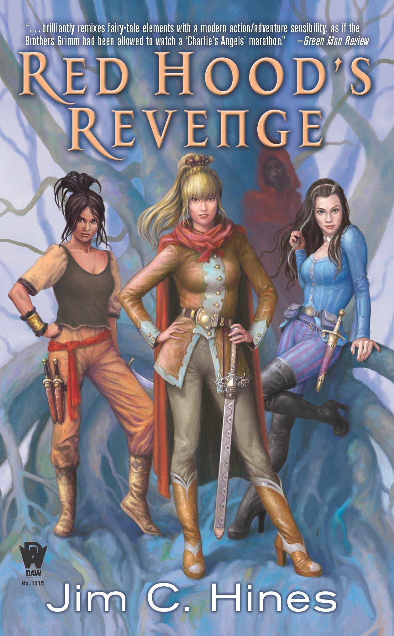 Download Red Hood's Revenge (Princess Novels) pdf