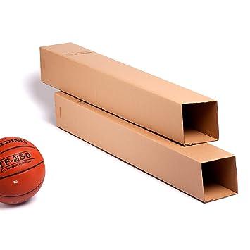 Cajas Altas Largas para Tubos altos de cartón: Amazon.es: Oficina y papelería