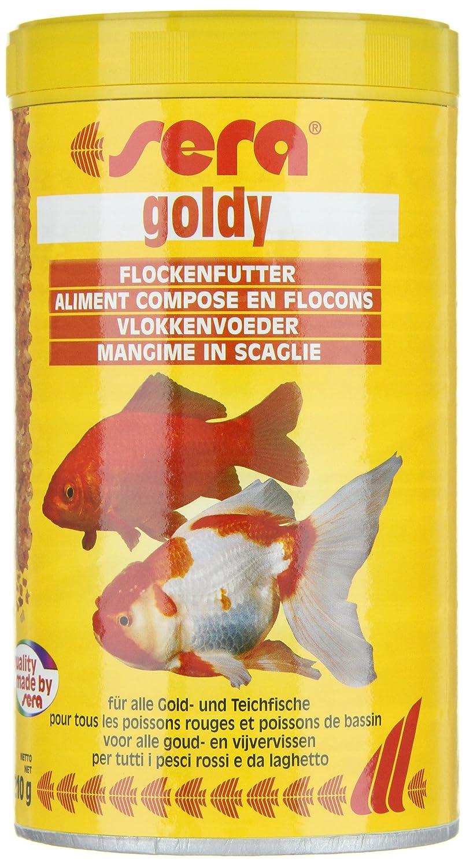 ... el alimento principal para peces pequeños a base de copos cuidadosamente fabricados (también para cría de especies exigentes) y otros peces de agua fría ...