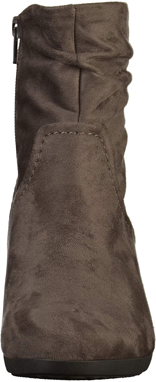 Gabor Casual Stiefeletten Stiefeletten Stiefeletten in Übergrößen Grau 94.683.49 große Damenschuhe  5cc892