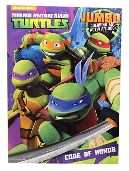 Amazon.com: Teenage Mutant Ninja Turtles Código de honor ...
