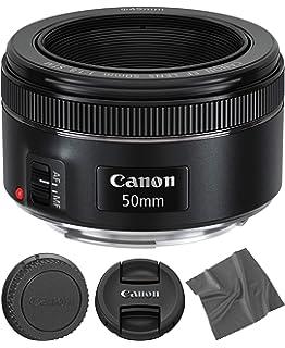 Canon EF 50mm f//1.8 II Lens Canon EF 50mm f//2.5 Compact Macro Lens Tronixpro 52mm Pro Series Soft Rubber Lens Hood for Canon EF 40mm f//2.8 STM Lens Canon EF-S 60mm f//2.8 Macro USM Lens
