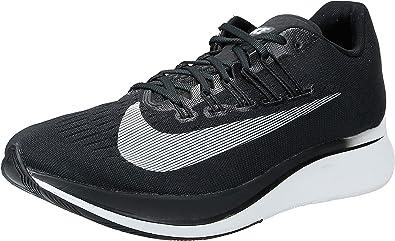 Nike Zoom Fly, Zapatillas de Running para Hombre, Negro (Schwarz/Weiß Schwarz/Weiß), 45.5 EU: Amazon.es: Zapatos y complementos