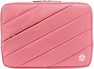 Vangoddy Zipper Laptop Sleeve for Dell Chromebook 13 3380, Latitude 5285, XPS 13 9360, Inspiron 13 7000 Series