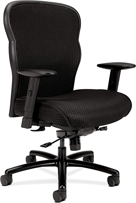The Best Office Chair No Arms Heavy Duty