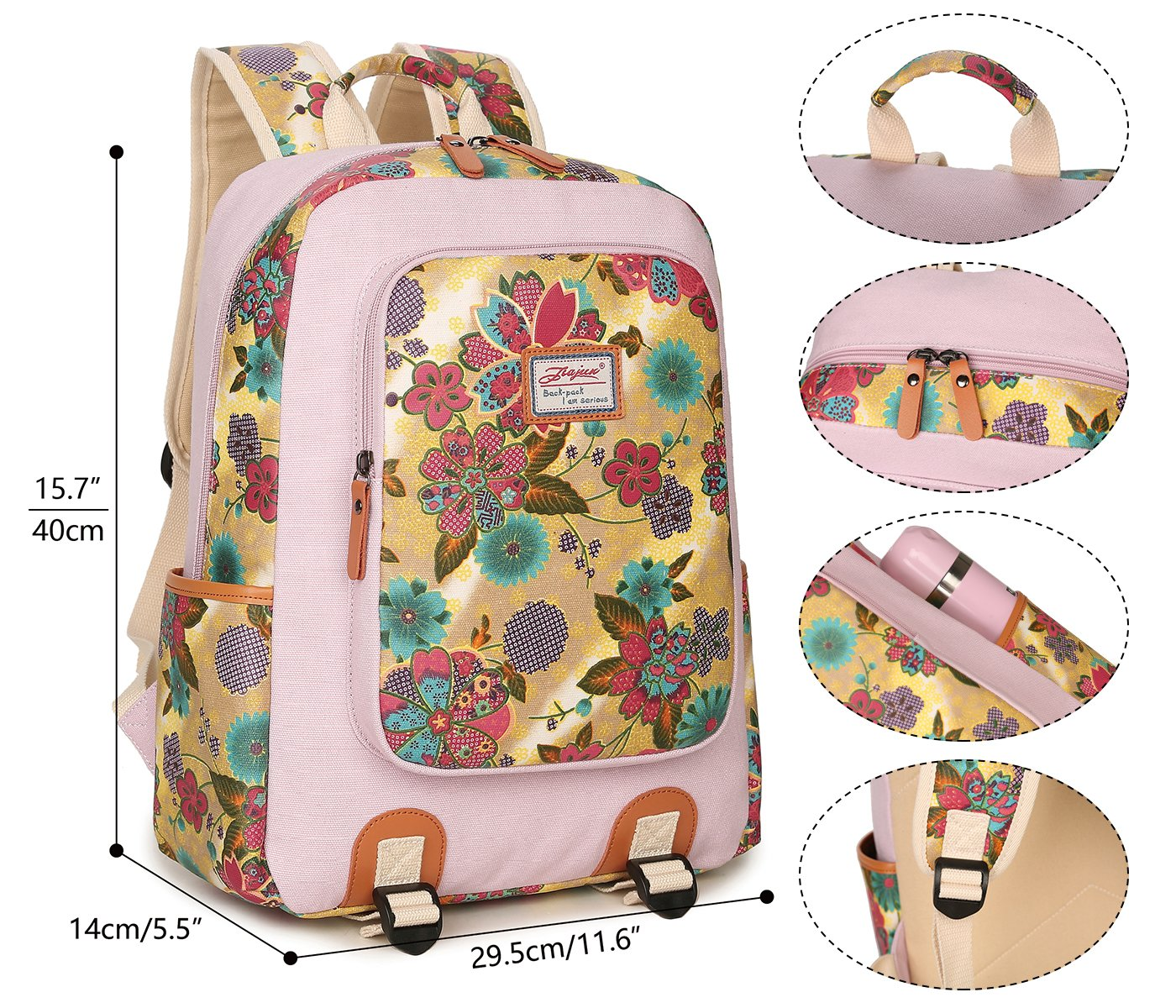 b0dcc723a5 Amazon.com  Backpack for Teenage Girls