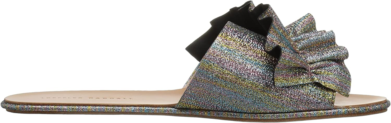 Loeffler Randall Womens Rey Slide Sandal