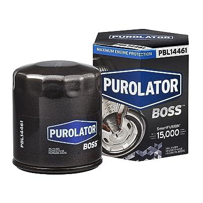 Purolator PBL14461 Black Single PurolatorBOSS Maximum Engine Protection Spin On Oil Filter: Automotive