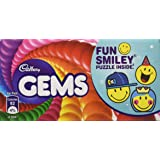 Cadbury Gems Bus Chocolate Pack 17.8GM Plus Free Gift Inside