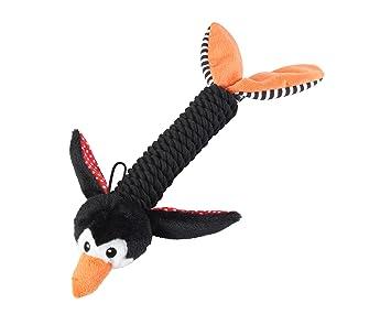 House of Paws Cámara de Patas pingüino Lanzador de Cuerda Perro de Juguete: Amazon.es: Productos para mascotas