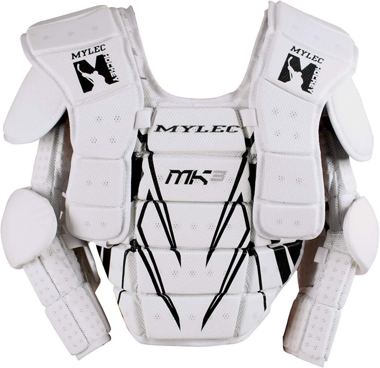 Mylec MK3 Chest Protector - Senior : Catchers Baseball Chest Protectors : Sports & Outdoors