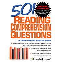 501 Reading Comprehension Questions (501 Series)