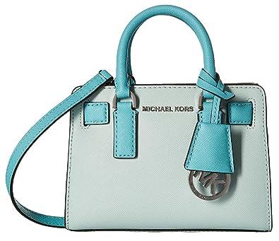6c94384be Michael Kors Dillon Top Zip Extra Small Leather Crossbody: Handbags:  Amazon.com