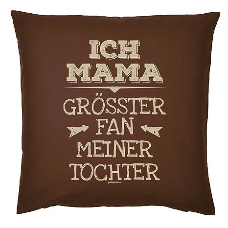Art & Detail Shirt Cojín: Mama Mom Tuerca Día - Yo Mama ...
