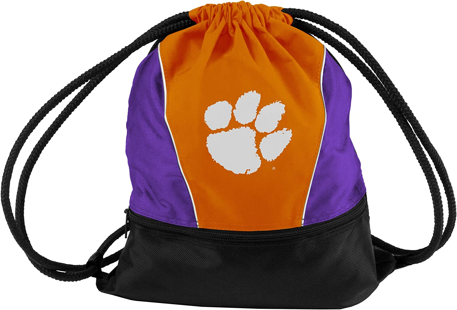 Small Multicolor Logo Brands NCAA Clemson Tigers Unisex Adult Sprint Pack