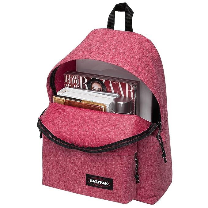 Eastpak Mochila Escolar Padded Pak r Rosa Pink Rojo Red: Amazon.es: Deportes y aire libre