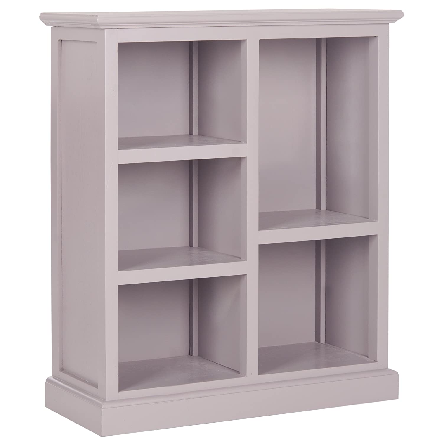 Safavieh American Homes Collection Maralah Quartz Grey Bookcase