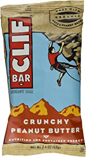 product image for Cliff Bar Clif Bar, Og, Crnch Pnt Btr, 2.40-Ounce (Pack of 12)