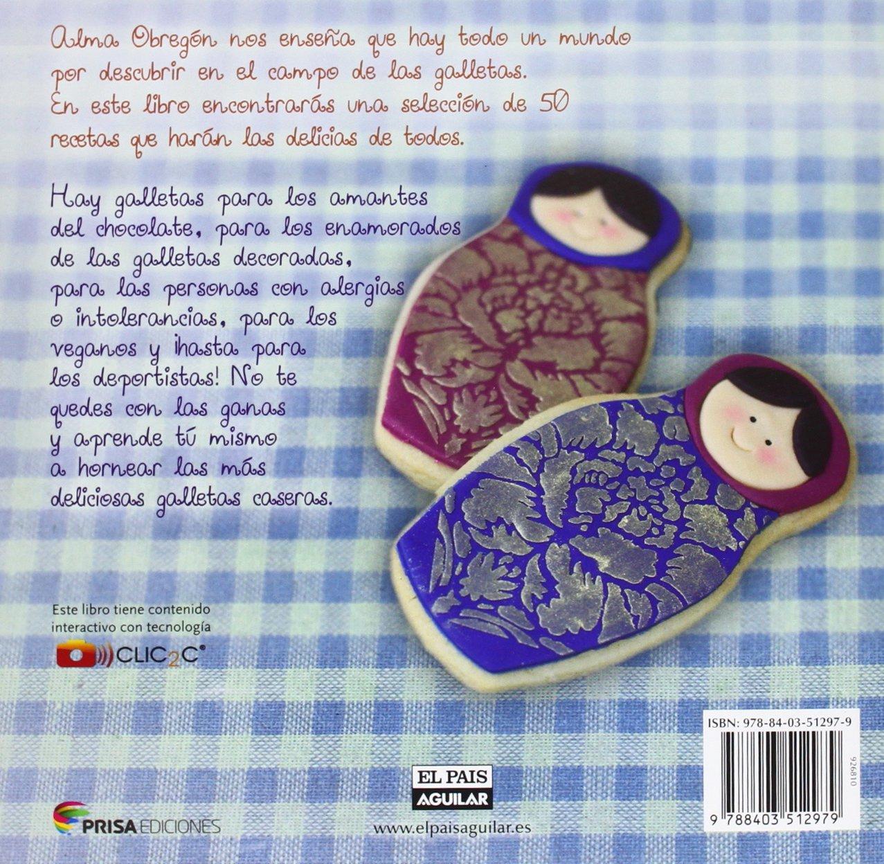 Objetivo: Galleta Perfecta (Chic & Delicious) (Spanish Edition): Alma Obregon: 9788403512979: Amazon.com: Books