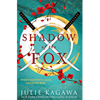 Shadow Of The Fox: a must read mythical new Japanese adventure from New York Times bestseller Julie Kagawa