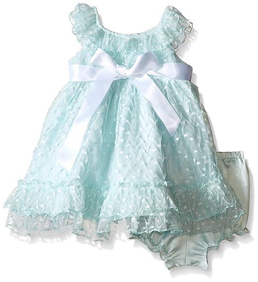 b04950e35 Laura Ashley London Baby Mint Point D esprit Dress