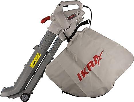 IKRA 74204000 3en1 Aspirador soplador triturador eléctrico IBV 2800 E, Incl. Saco colector 45l, Velocidad soplado 275 km/h, 2800W, 230 V: Amazon.es: Bricolaje y herramientas