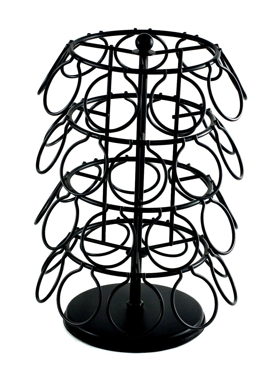 Tannex 36 K-Cups K-Cup Carousel, Black 68306