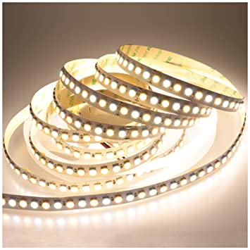 LTRGBW 5050 SMD Super Bright 2800K-7000K 24V 600LEDs Dual-White ...