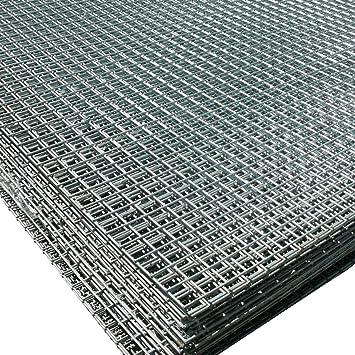 Sheet Wire Mesh   Premium Welded Wire Mesh Panel 8ft X 4ft Galvanised Steel Sheet