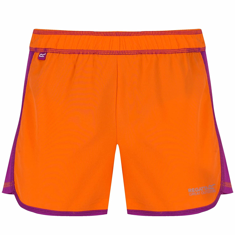 schnell trocknend Regatta Great Outdoors Kinder//M/ädchen Limber Shorts