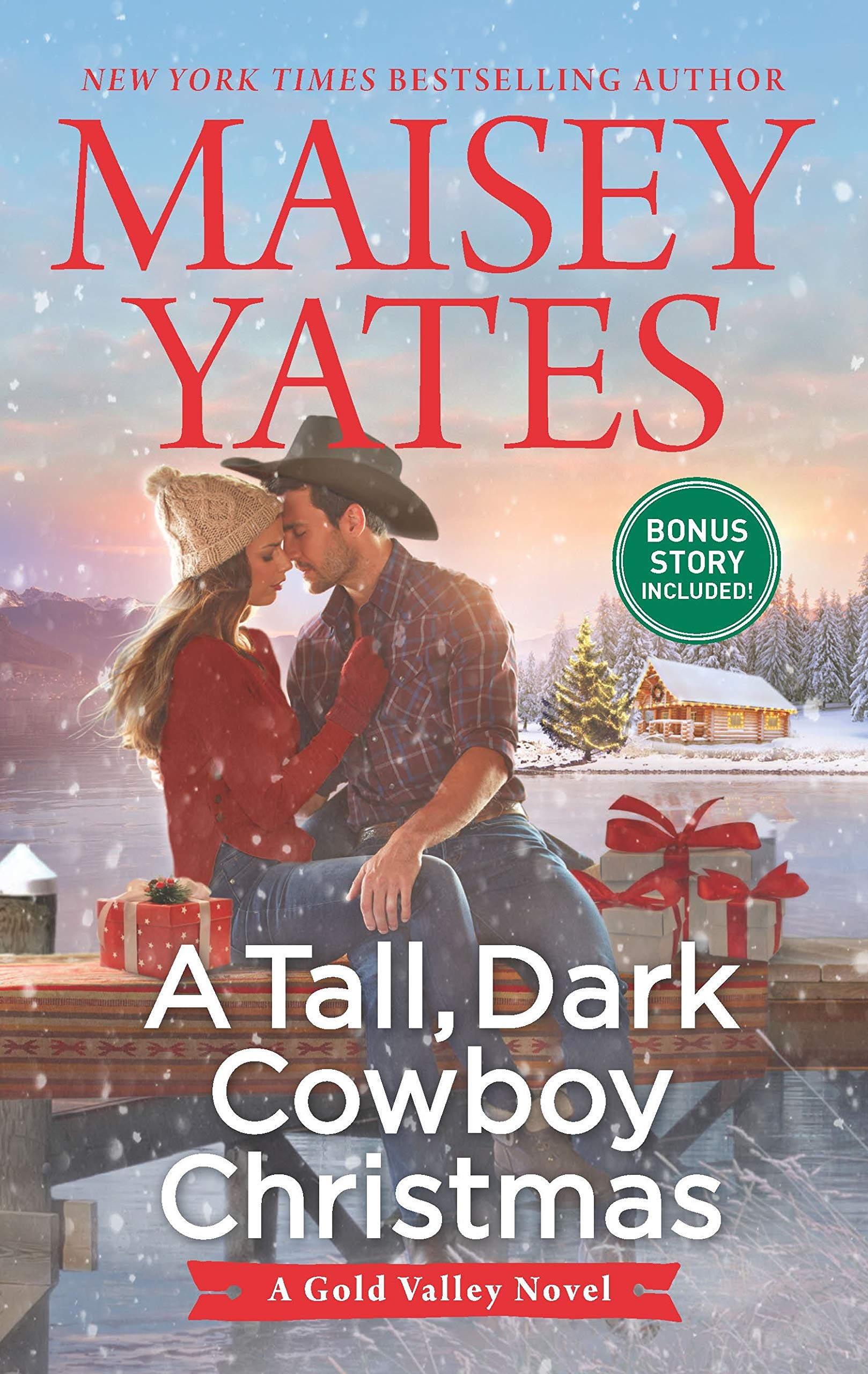 Image result for A Tall, Dark Cowboy Christmas