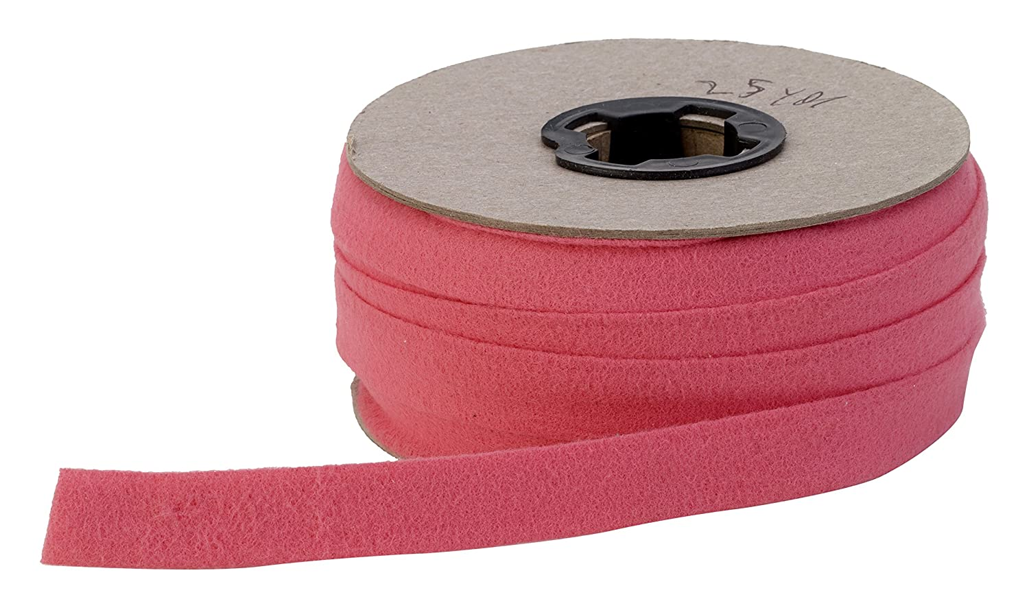 Pearl 1 Centerfold Quilt Binding, Brushed, 25 yd, Cherry Pearl Trim 9800-486-25