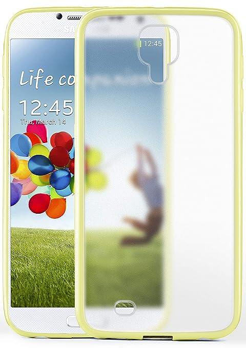 Funda Protectora OneFlow para Funda Samsung Galaxy S4 Carcasa Silicona TPU 1,5mm | Accesorios Cubierta protección móvil | Funda móvil paragolpes Bolso ...
