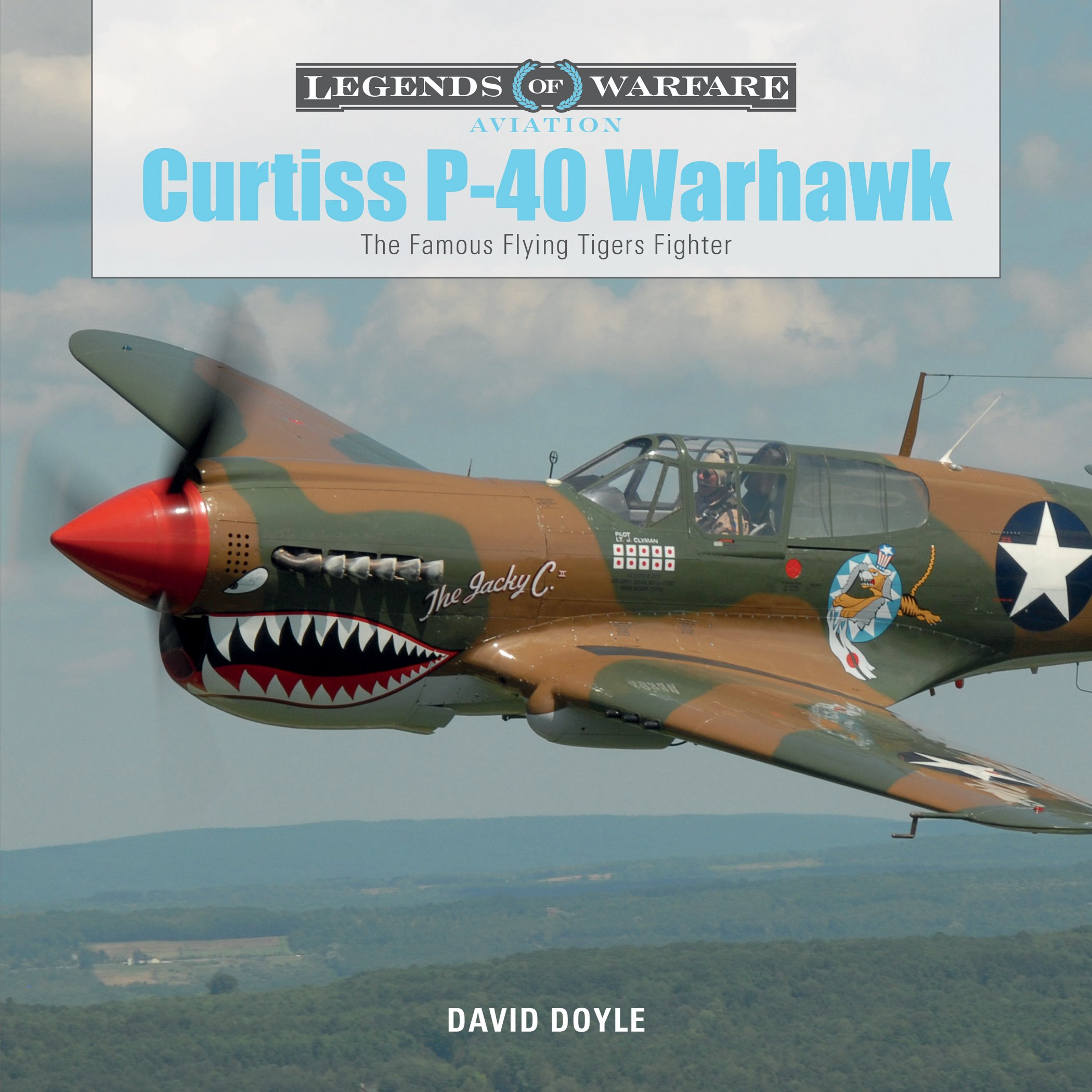 Download Curtiss P-40 Warhawk: The Famous Flying Tigers Fighter (Legends of Warfare: Aviation) PDF