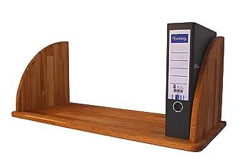 Isfort Holzhandels Gmbh Großes Robustes Wandregal Aus Massivholz