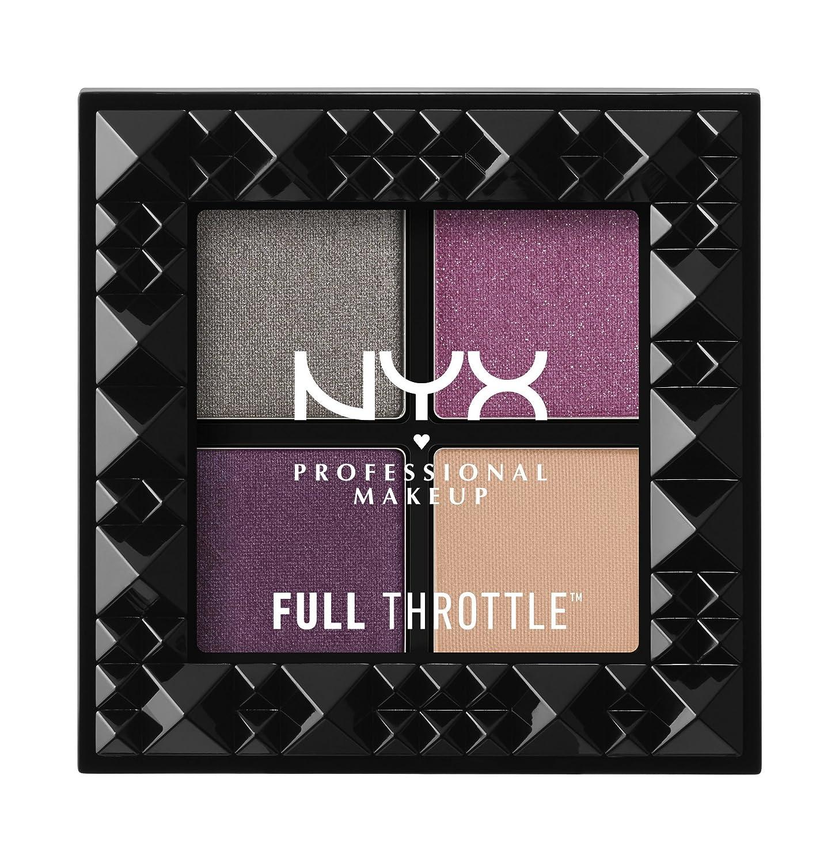 NYX Full Throttle Shadow Palette 07 Bossy