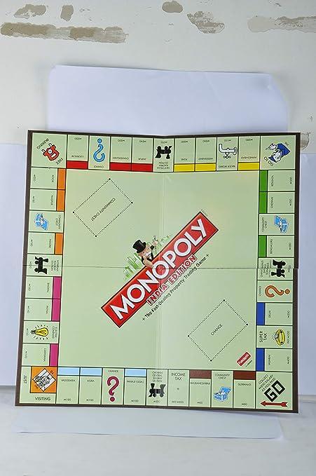 Funskool Games Monopoly India Edition, Multi Color by: Amazon.es: Juguetes y juegos
