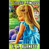 A Little Princess: By Frances Hodgson Burnett (Illustrated) + FREE The Secret Garden