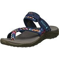 Skechers Women's Reggae-Zig Swag Sandals Flip-Flop