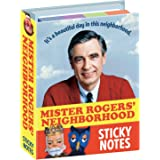 Mister Rogers Sticky Notes Booklet - By The Unemployed Philosophers Guild