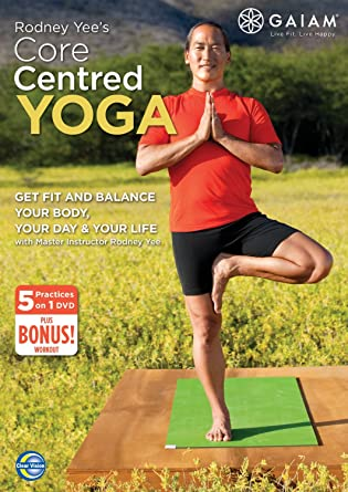 Amazon.com: Rodney Yee: Core Centred Yoga [DVD]: Movies & TV